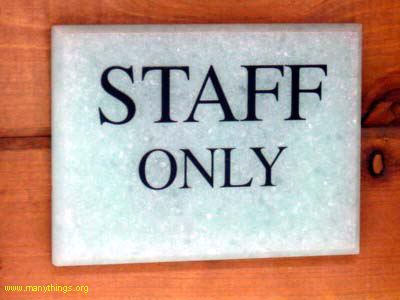 Staff-Only